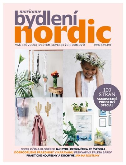 titulní strana časopisu Marianne Bydlení speciál a jeho předplatné fe051ae0ae