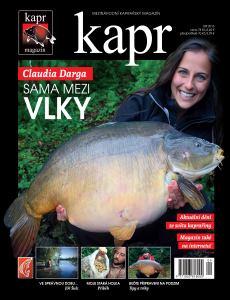 obálka časopisu Kapr