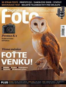 obálka časopisu Digitální foto