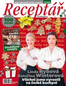 obálka èasopisu Receptáø + Speciál