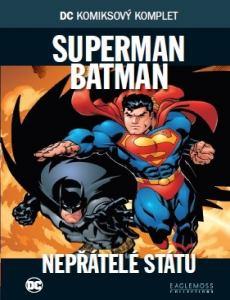 obálka časopisu DC komiksový komplet