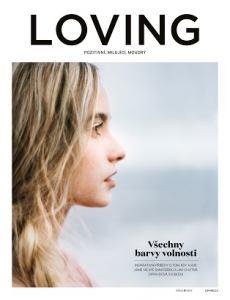 obálka časopisu Loving