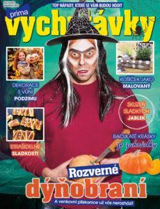 obálka časopisu Prima vychytávky