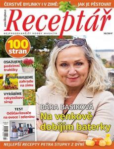 obálka časopisu Receptář + Speciál