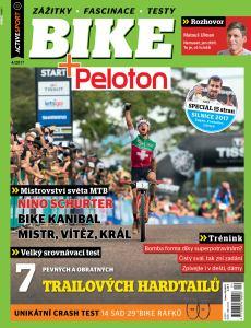obálka časopisu Active Sport - Bike/Outdoor