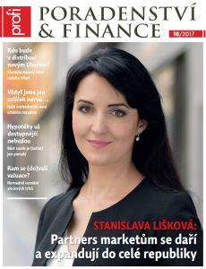 obálka časopisu PROFI Poradenství & Finance