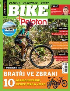 obálka časopisu Bike