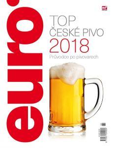 obálka časopisu TOP české pivo