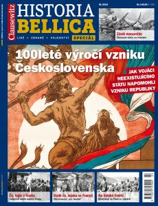 obálka časopisu Historia Bellica SPECIÁL