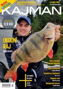 obálka časopisu Kajman speciál