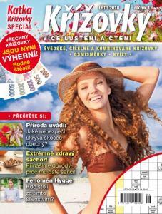 obálka časopisu Katka Křížovky speciál
