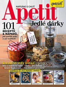 obálka časopisu Apetit speciál