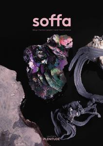 obálka časopisu SOFFA in English