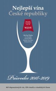 obálka časopisu Průvodce nejlepšími víny