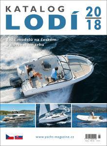obálka časopisu Katalog lodí
