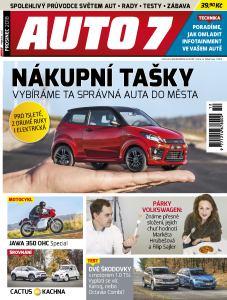 obálka Auto7