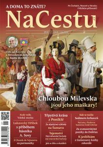 obálka časopisu NaCestu