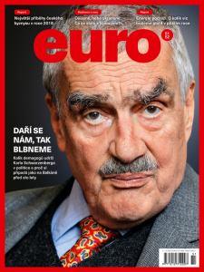 obálka EURO