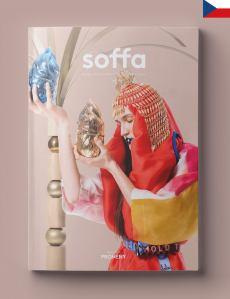 obálka časopisu SOFFA Česky