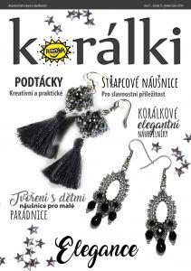 obálka časopisu Korálki