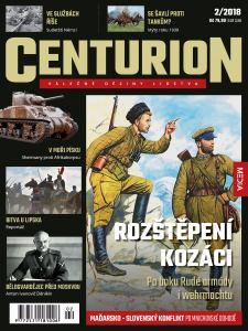 obálka časopisu Centurion + Sběratelská edice