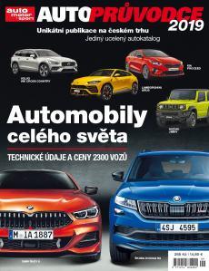 obálka časopisu Autoprůvodce