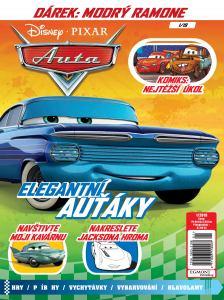 obálka časopisu Auta