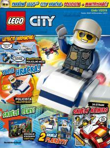 obálka časopisu LEGO® City