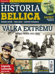 obálka Historia Bellica se speciálem
