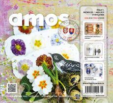 obálka časopisu Amos