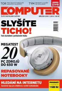 obálka časopisu Computer