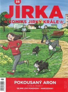 obálka časopisu Jirka