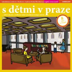 obálka časopisu S dětmi v Praze