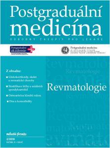 obálka časopisu Postgraduální medicína