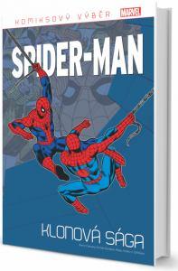 obálka časopisu SPIDER-MAN kolekce knih HACHETTE