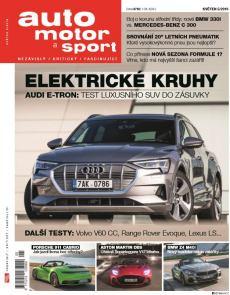 obálka Auto Motor a Sport