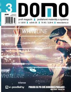 obálka časopisu DOMO