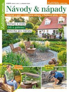 obálka časopisu Naše krásná zahrada speciál