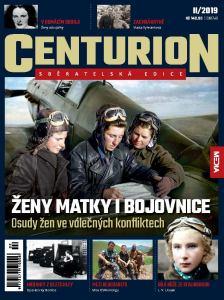 obálka časopisu Centurion Sběratelský