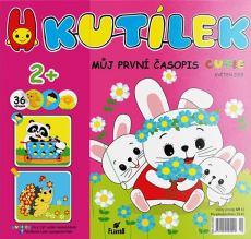 obálka časopisu Kutílek