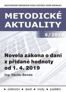 obálka časopisu Metodické aktuality