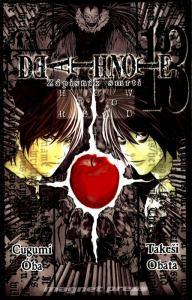 obálka časopisu Death Note
