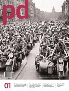 obálka časopisu Paměť a dějiny