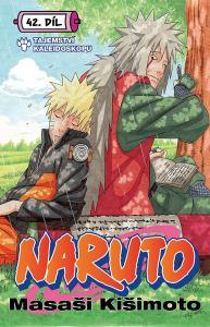 obálka časopisu Naruto