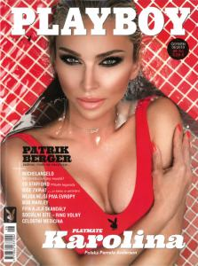 obálka časopisu Playboy