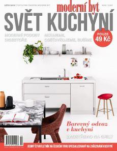 obálka časopisu Svět kuchyní