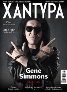 obálka časopisu XANTYPA