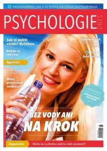obálka časopisu Psychologie dnes