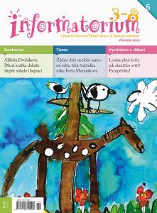 obálka časopisu Informatorium 3-8