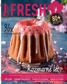 obálka časopisu Prima FRESH